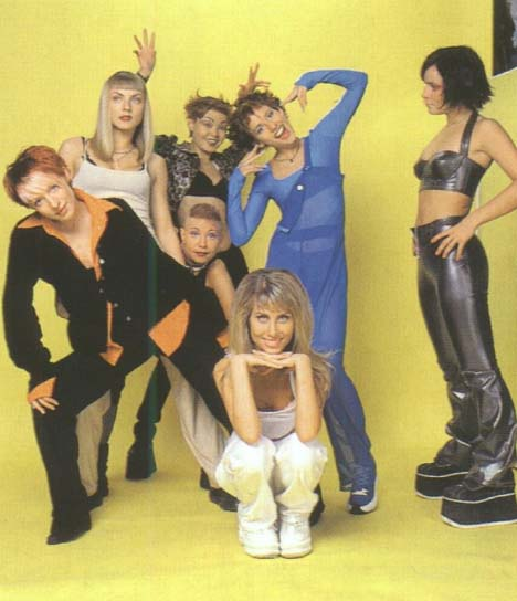 фото голых участников группы на на